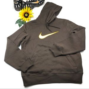 NWT Nike Athletic Dept. PULLOVER hoodie men's Med.